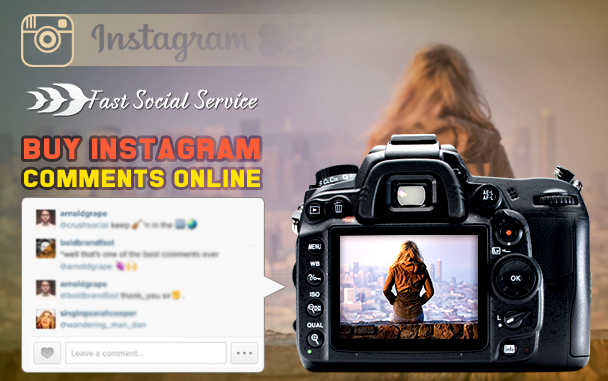Buy Instagram Comments Online